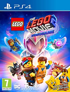 The LEGO Movie 2 Videogame Minifigure Edition (Amazon Exclusive) (PS4)