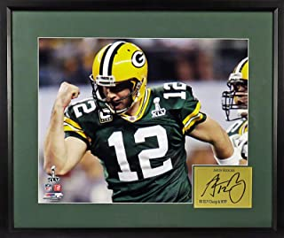 Best aaron rodgers signed Reviews