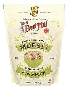 Bob's Red Mill Gluten Free Tropical Muesli, 14-ounce