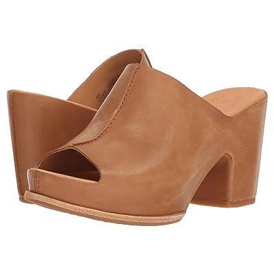 Kork-Ease Santa Ana (Light Brown Full Grain Leather) High Heels