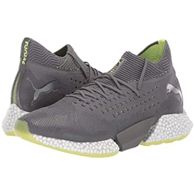 PUMA Future Rocket (Puma Aged Silver/Charcoal Gray/Fizzy Yellow) Men