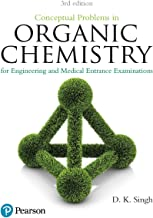 Conceptual Problems in Organic Chemistry | Third Edition | By Pearson: For Engineering and Medical Entrance Examinations