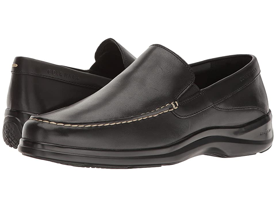 Cole Haan Santa Barbara Twin Gore II (Black) Men