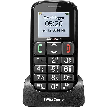 Swisstone Bbm 520 Gsm Mobiltelefon Mit Großem Elektronik
