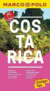 Costa Rica Marco Polo Pocket Travel Guide;Marco Polo Pocket Guides