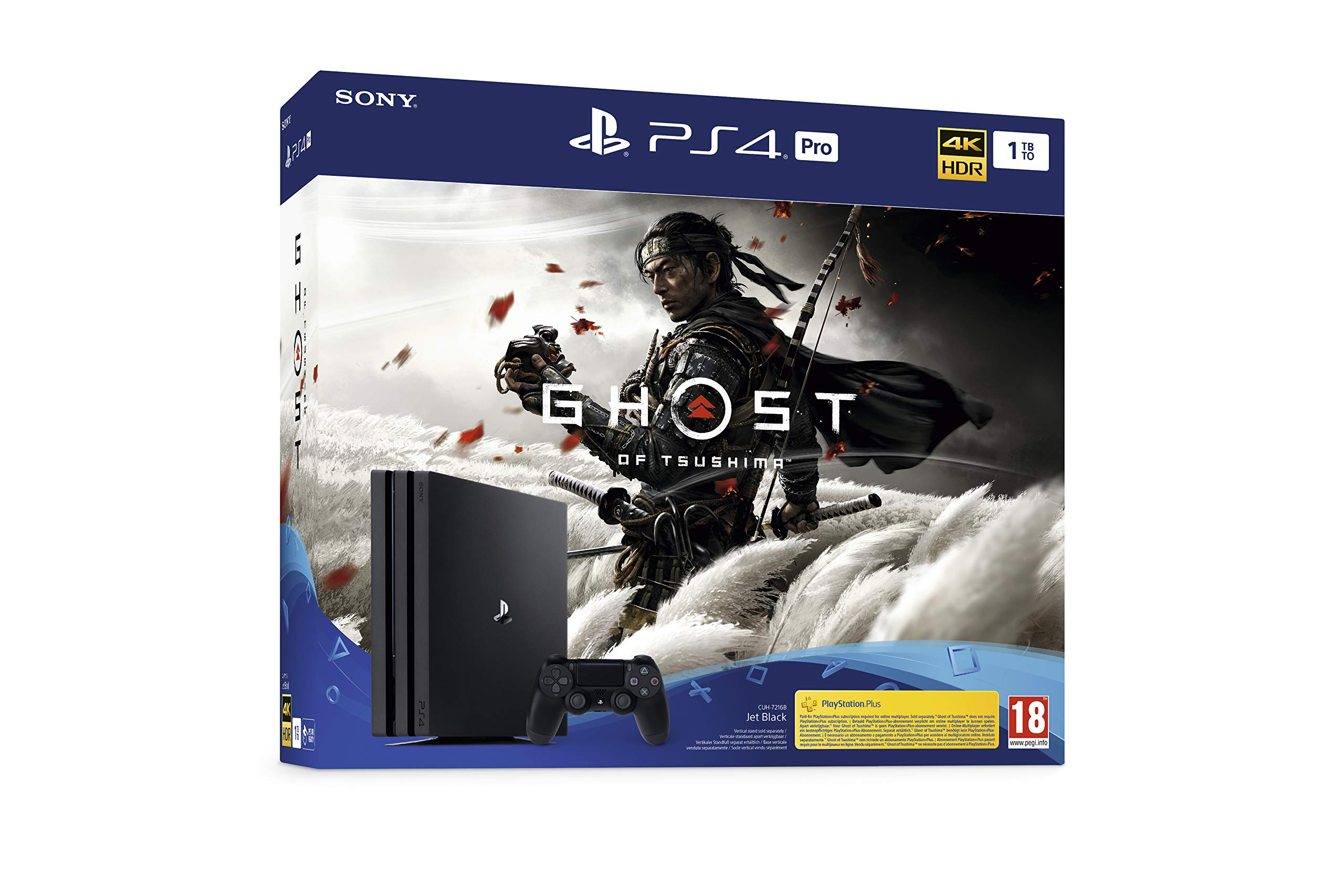 PlayStation 4 (PS4) - Consola Pro Edición Especial GoT: Amazon.es: Videojuegos