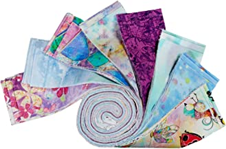 Quilt Fabric Editions In The Meadow 2.5'' Strips 24 pcs.