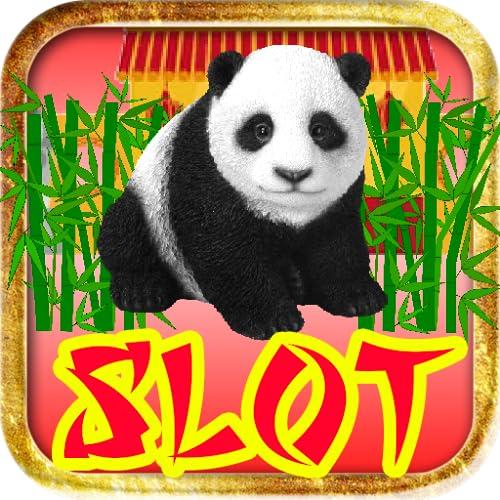 Einarmiger Bandit China Panda Ufer zu gewinnen - Vegas Casino Bonus Jackpot-Spiel Glücksspielautomat