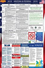2019 Arizona and Federal Labor Law Poster Laminated