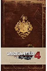 Uncharted Hardcover Ruled Journal Periódico