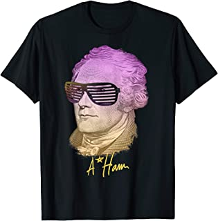 Vintage perfect gift A Ham Alexander Hamilton shirts T-Shirt