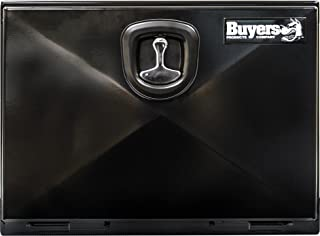 Buyers Products 1742310 Black 18x18x48 inches XD Series Steel Underbody Toolbox