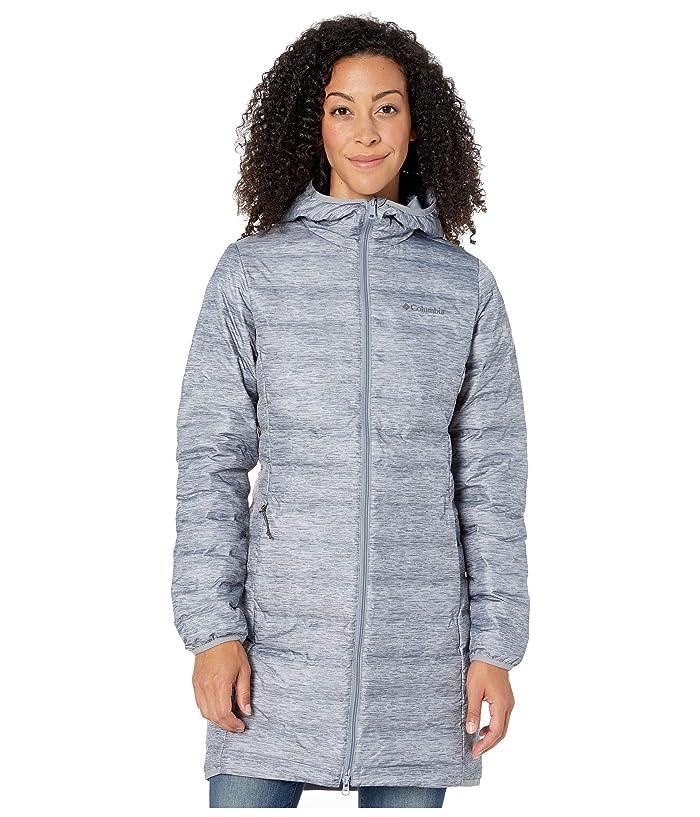 Columbia Lake 22™ Down Long Hooded Jacket