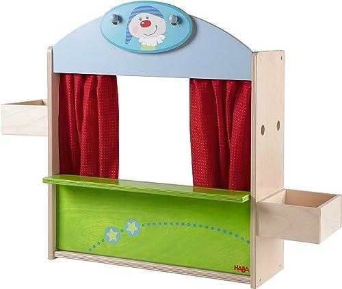 solo cómpralo HABA - Teatro Teatro Teatro de Marionetas (5692)  venta al por mayor barato