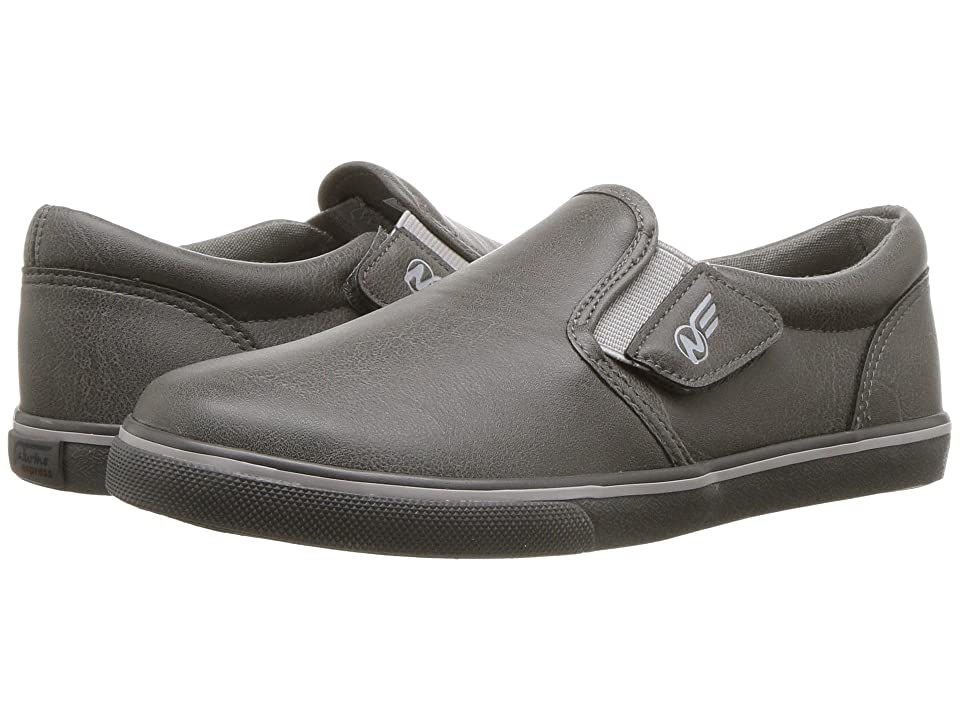 Naturino Express Neri (Toddler/Little Kid) (Grey) Boys Shoes