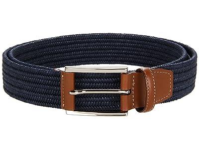 Torino Leather Co. Cotton Stretch (Navy) Men