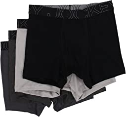 Jockey - Active Blend Boxer Brief 4-Pack