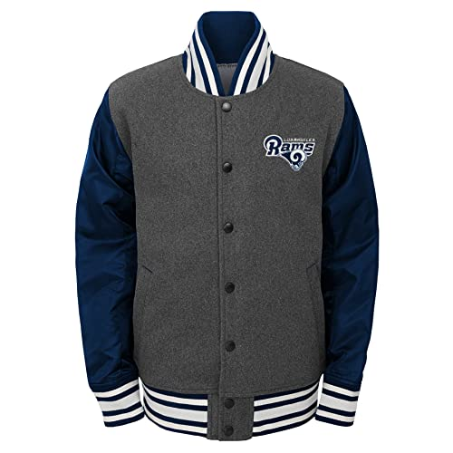 on sale 06098 f66b6 Los Angeles Rams Jacket: Amazon.com