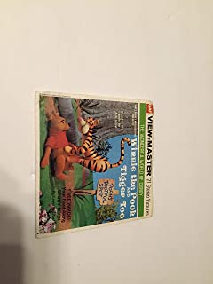 Winnie The Pooh and Tigger Too VIEWMASTER Reel Set