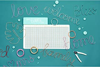 American Crafts We R Memory Keepers Big Happy Jig Kit - Multimedia Crafting Tool - 59 Pieces
