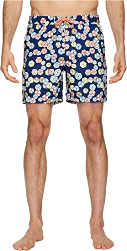 Original Penguin - Umbrella Fixed Volley Stretch Trunks