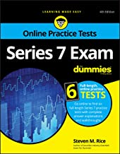 Series 7 Exam For Dummies with Online Practice Tests (For Dummies (Business & Personal Finance))