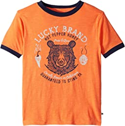 Hot Pepper Honey T-Shirt (Little Kids/Big Kids)
