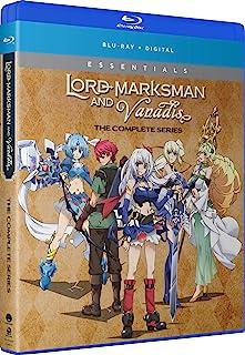 Lord Marksman and Vanadis: The Complete Series - Blu-ray + Digital