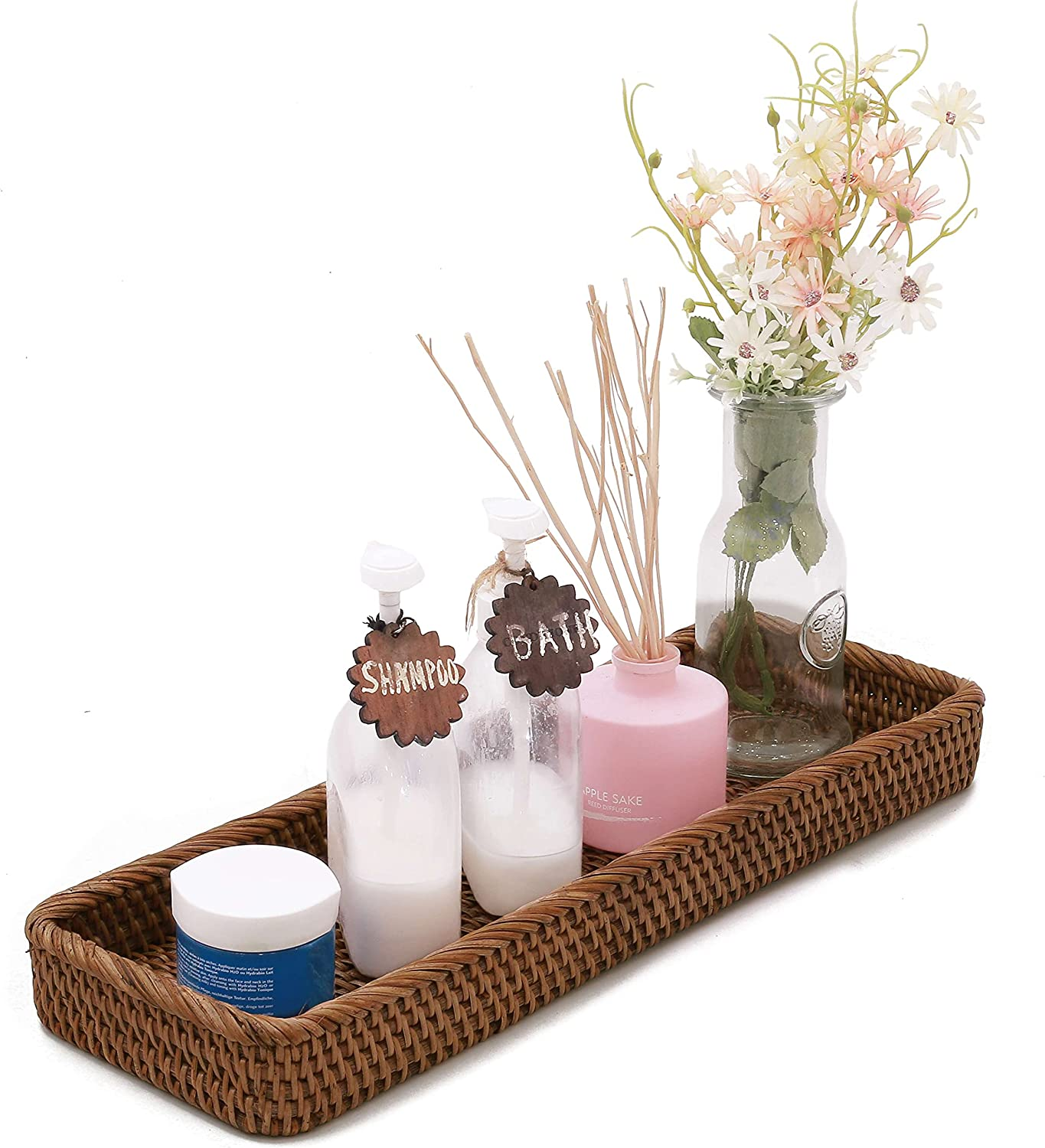 Bar Tray for Serving Drinks excellence Trays Max 64% OFF Decorativ Bathroom Counter