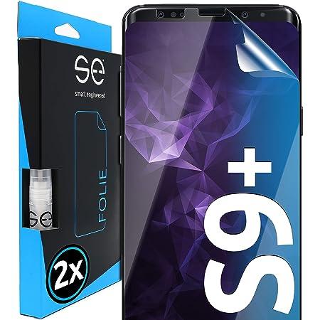 Ultra D/ünn HD Panzerglasfolie mit 3D Touch 4 St/ück GIMTON Displayschutzfolie f/ür Galaxy S9 9H H/ärte Schutzfilm aus Geh/ärtetem Glas f/ür Samsung Galaxy S9