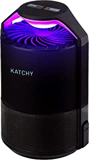 KATCHY Indoor Insect and Flying Bugs Trap Fruit Fly Gnat Mosquito Killer with UV Light..