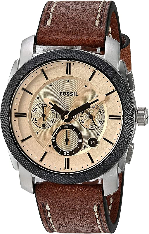FS5620 Silver Brown Leather