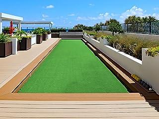Cesped artificial terraza exterior Miami - rollo cesped artificial 7mm 2x5m de altura con alta densidad - calidad profesio...