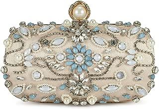 Best la regale white beaded purse Reviews