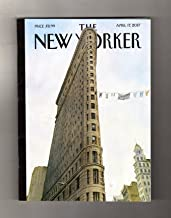 The New Yorker - April 17, 2017. Leonard Leo, Scotus Reactionary; Cookie Monster; Coachella & Music Festival Revival; Margaret Atwood - Prophet of Dystopia; Learning Egyptian; Maurizio Cattelan