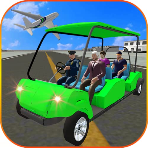 Airport Golf Cart Simulator