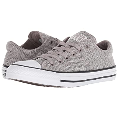Converse Chuck Taylor All Star Madison Salt and Pepper Ox (Mercury Grey/Mouse/White) Women