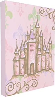 The Kids Room by Stupell Castle with Fleur De Lis Wall Plaque, 30 x 40