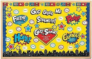 Superhero VBS Bulletin Board Set