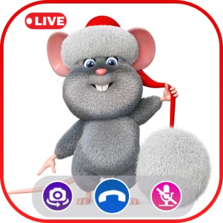 Call Video Mouse Simulator - Prank Call Apps