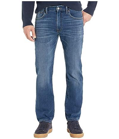 Lucky Brand 223 Straight Jeans in Heron Isle (Heron Isle) Men