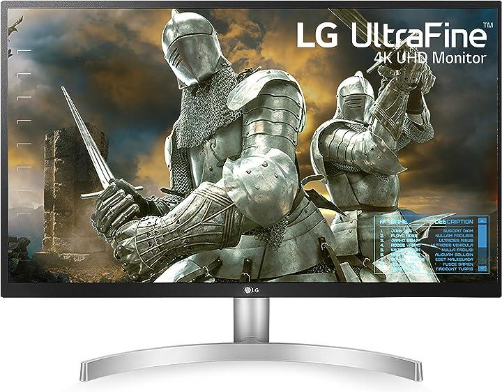Monitor pc lg 27ul500-w monitor piatto per pc 68,6 cm (27