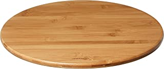 Greenco Bamboo Lazy Susan Turntable 13 Inch Diameter
