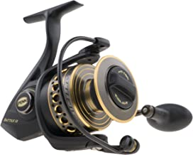 Penn 1338221 Battle II 6000 Spinning Fishing Reel