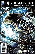 Mortal Kombat X #2 Comic Book