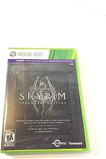 The Elder Scrolls V Skyrim Legendary Edition Microsoft XBox 360
