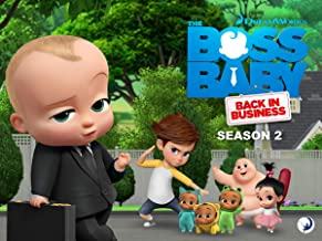 The Boss Baby: Back in Business, Season 2
