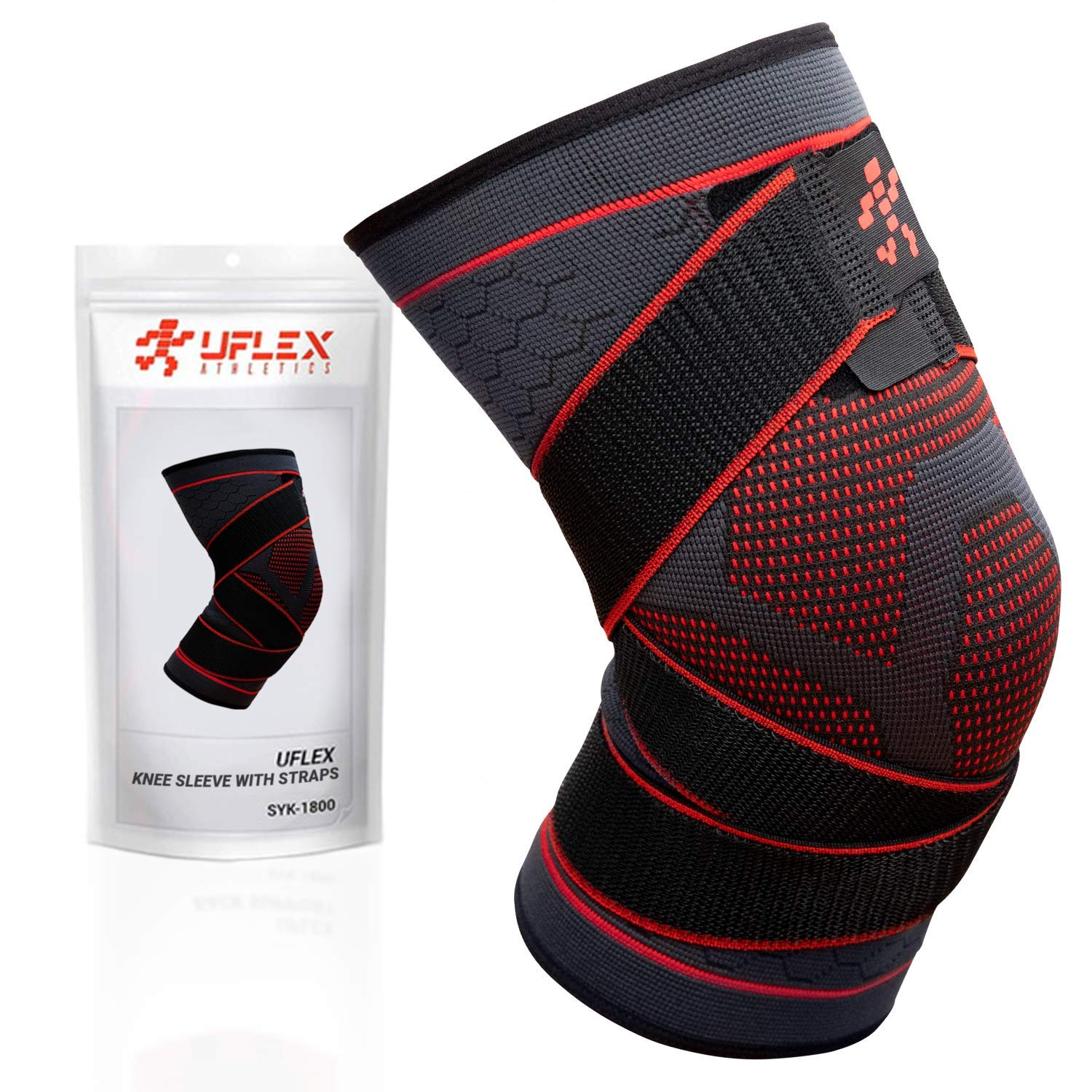 Knee Compression Brace for Men and Women with New Free Shipping Sleeve - Ranking TOP13 Non Slip
