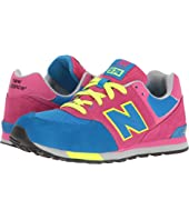 New Balance Kids - KL574v1 Cut & Paste (Big Kid)