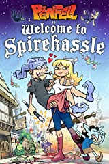 Pewfell in Welcome to Spirekassle Kindle Edition